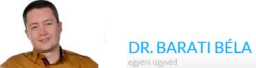 Dr. Barati Béla